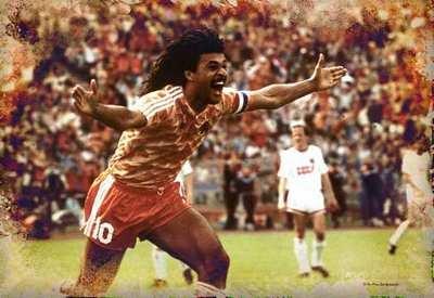 Legenda Sepakbola Nomor Punggung 10
