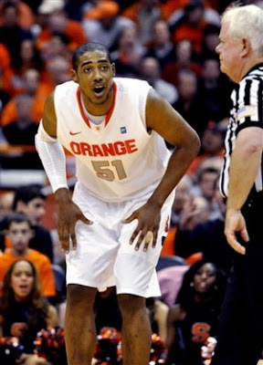 Fat selfish Fab Melo costs Syracuse a chance at the national title