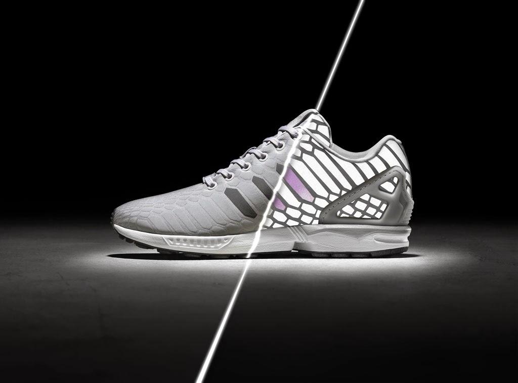 Adidas ZX Flux Xeno Silver | Analykix