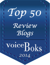 Top 50 Review Blogs Award