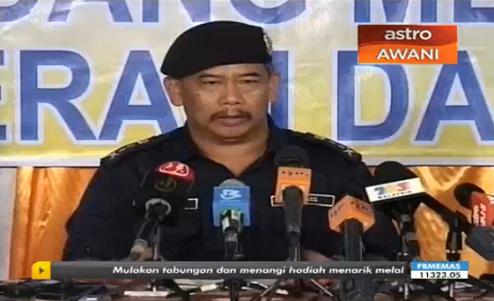 Seorang tentera ATM maut dalam kemalangan jalanraya di Lahad Datu
