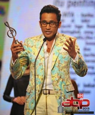 Corat-Coret Anugerah Bintang Popular Berita Harian 2013