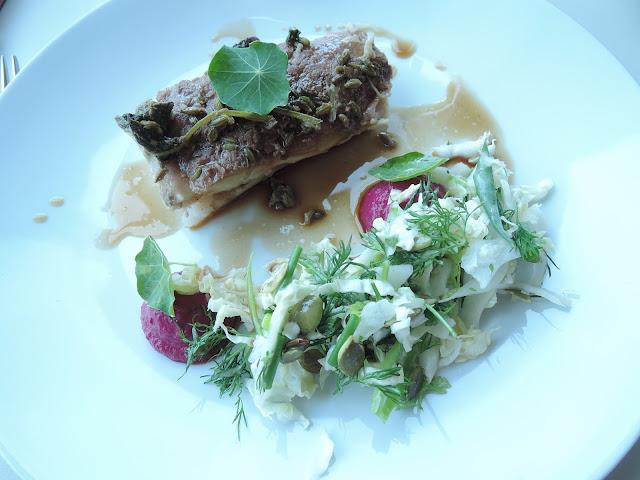 rochford, winery, yarra valley, coleslaw, pork belly
