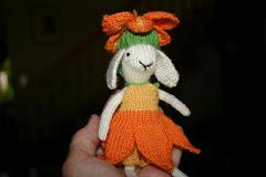 Daylily Bunny