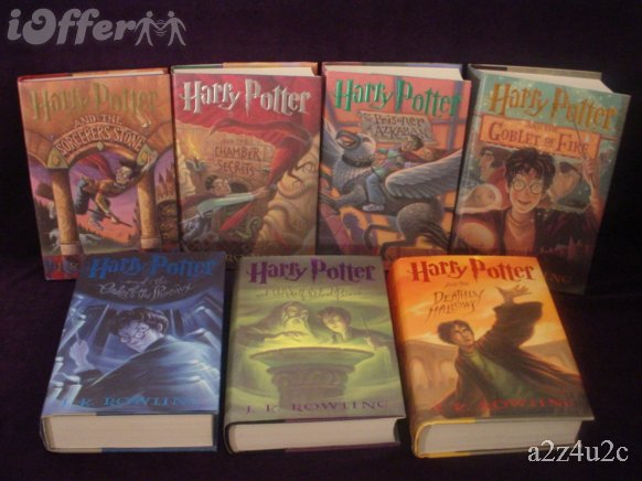 harry potter books box set. harry potter books box set.
