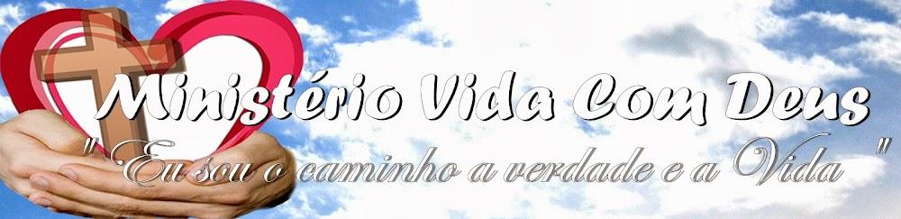 MINISTÉRIO DE VIDA COM DEUS