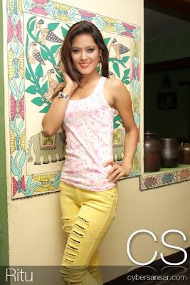 Beautiful Nepali Model Ritu Hot Hot sexy cute