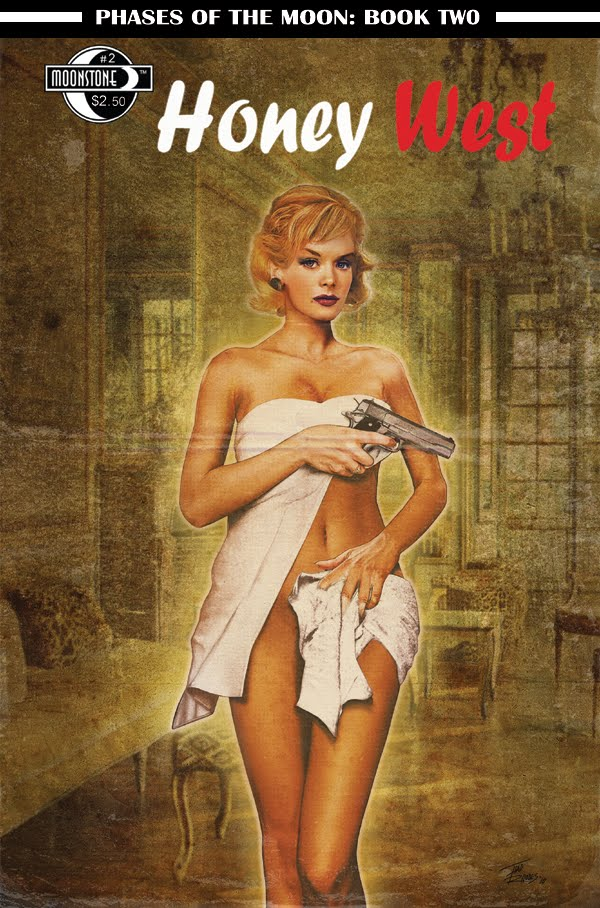 Honey West by Thad Rhodes