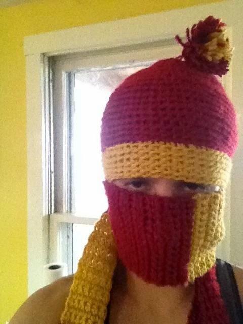 Gryffindor ninja