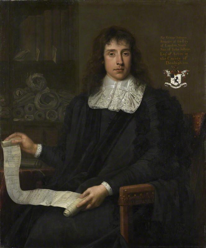 8.-Lord Canciller Jeffreys de Wem