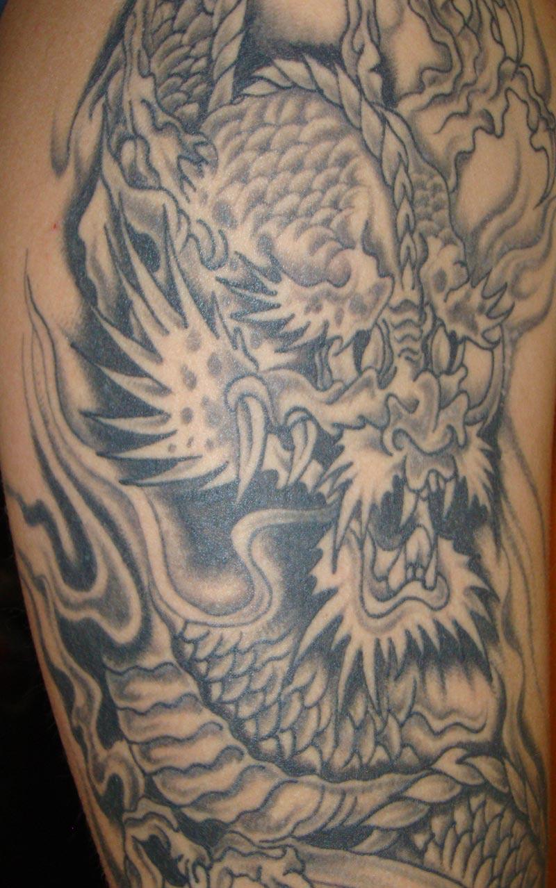 hip tattoo. It's Raining Stars