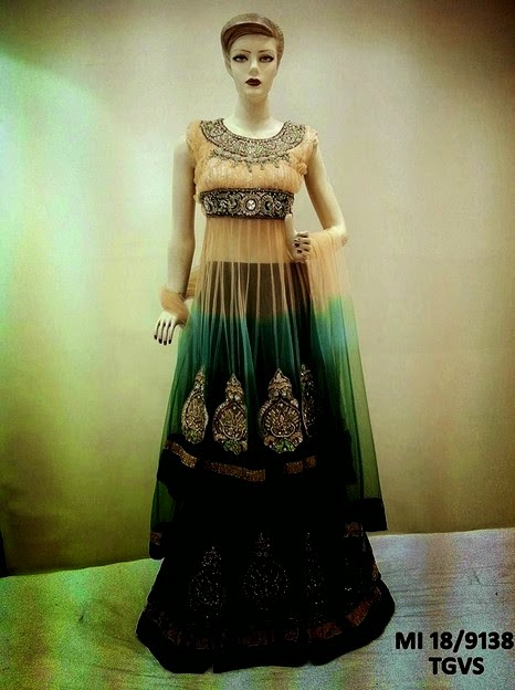 Upcoming Trend in South Asian Fashion Gowns