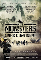 monsters 2 dark continent 2015 poster malaysia