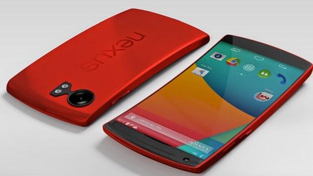 Spesifikasi Google Nexus 6