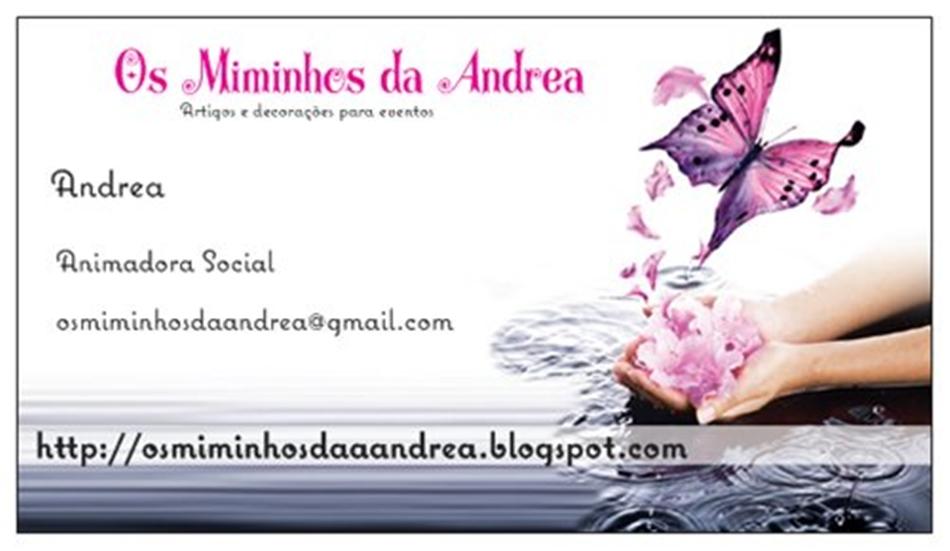 Os                     Miminhos                  da                          Andrea