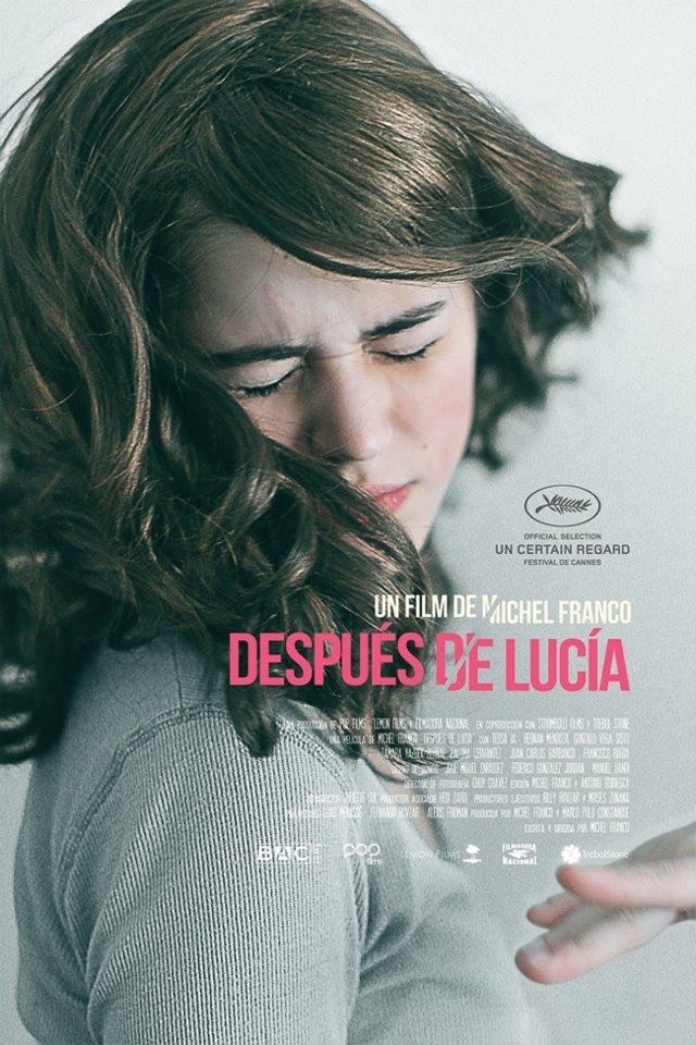 Poster Despues de Lucia