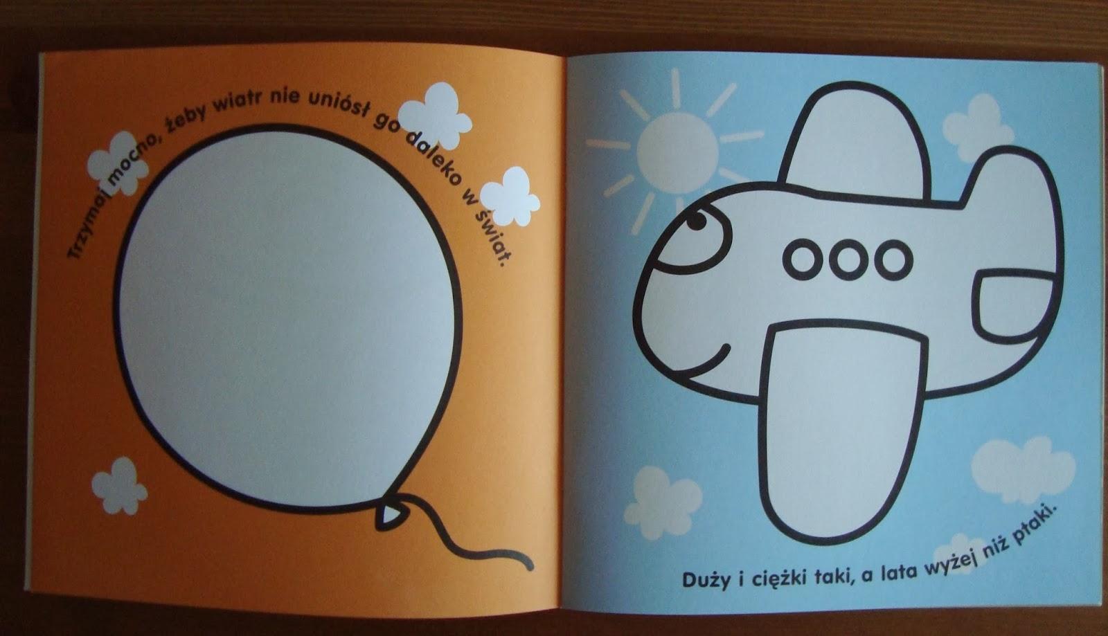 kolorowanka, 2-latek rysuje, co to jest? recenzja, muza