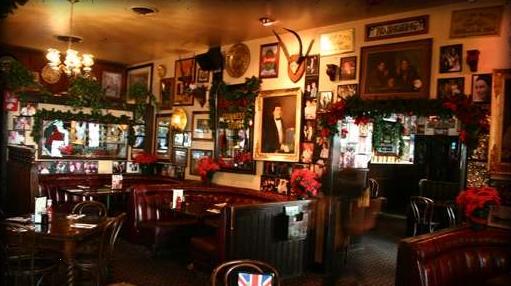 Top 5 British Pubs in LA BRITS IN LA