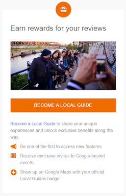 Google Local Guides - Who Knew?