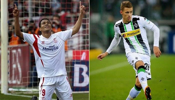 Sevilla vs Borussia Monchengladbach en vivo