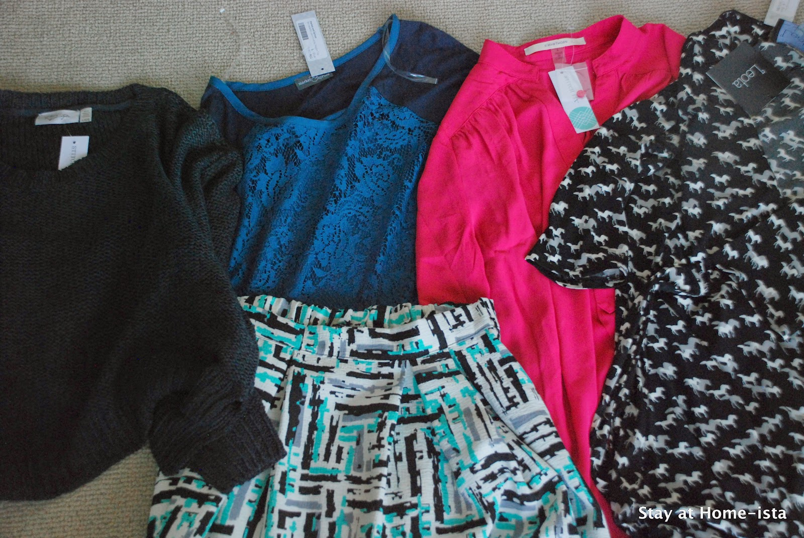 clothes that come to you! Why I love Stitch Fix