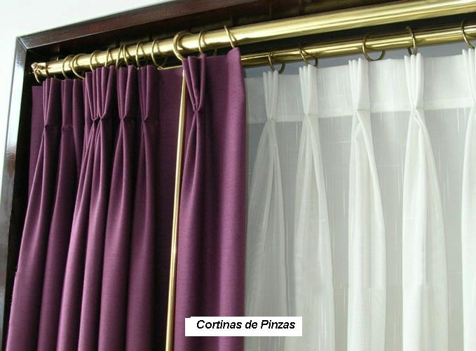 Modelos de cortinas peru consumo de tela para una - Cortinas telas modelos ...