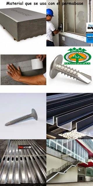 material-necesario-para-permabase-tornillo-framer-puntabroca-cinta-fibra-vidrio-perfiles-estructurales-base-coat