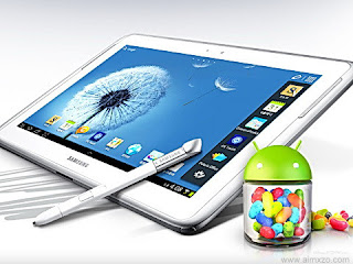 Tablet Samsung Galaxy Note 8.0 N5100 Spesifikasi dan Harga di atas