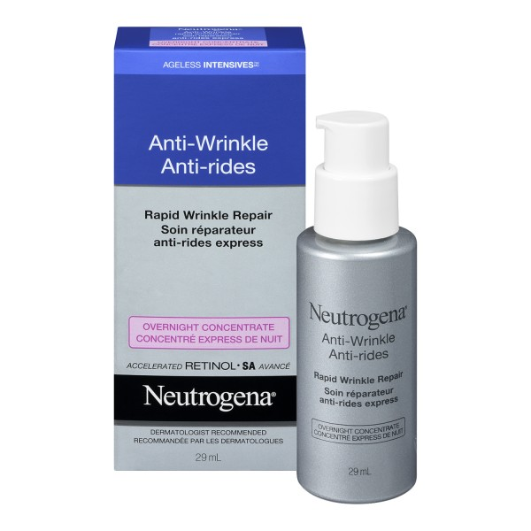 neutrogena rapid wrinkle repair marketing deconstruction Rapid wrinkle repair® regenerating cream regenerates visibily younger- looking skin in just one week, delivering hyaluronic acid and accelerated retinol  sa.