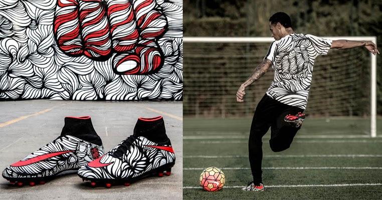 Nike Hypervenom Phantom II Neymar 'Ousadia Alegria' 2016 Boots Released