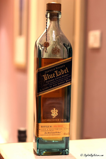 JOHNNIE WALKER BLUE LABEL India