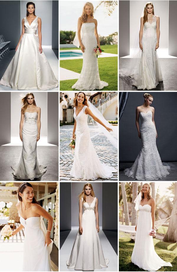 Bride Wedding Pictures: Bridal Wedding Dresses