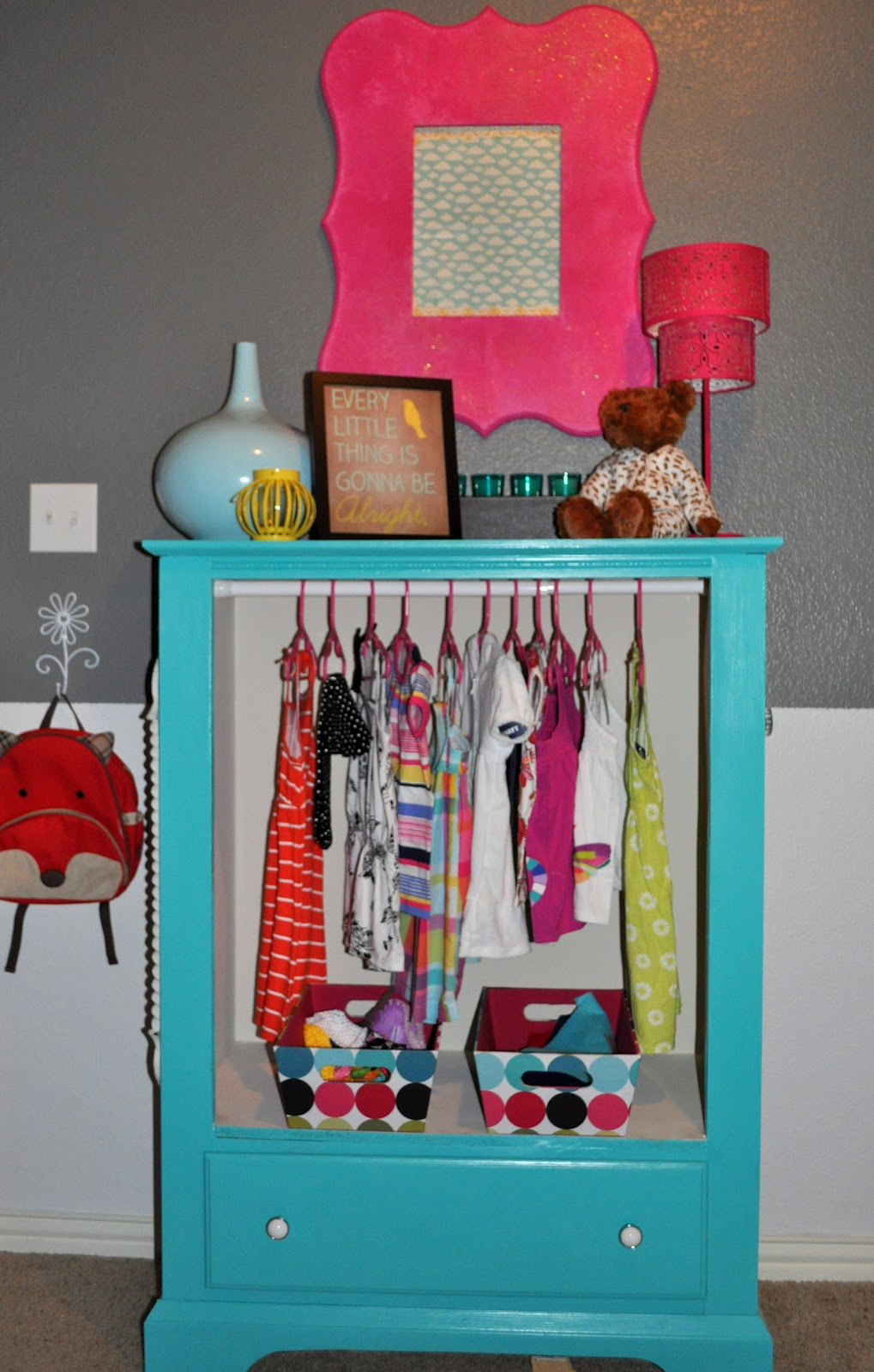 Dress up Clothes Dresser is For Dress-up Clothes