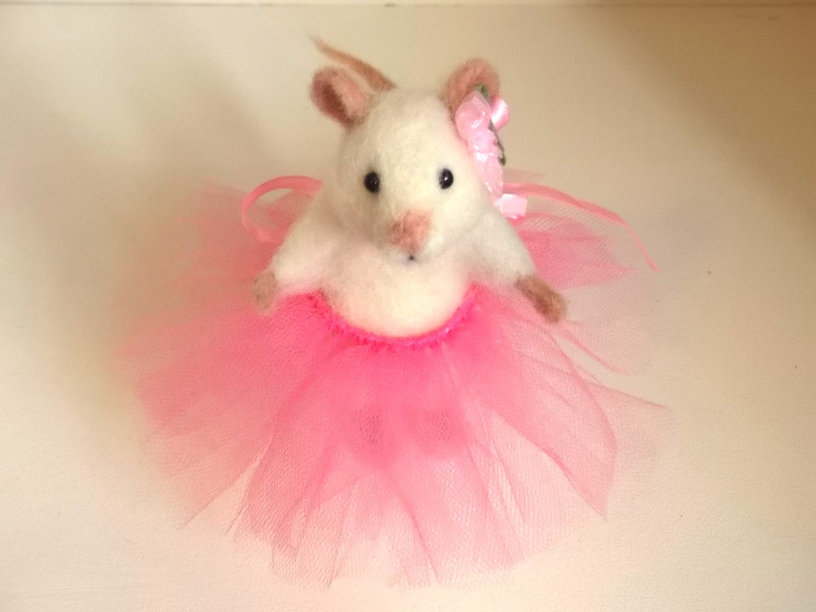 Love, Mrs Plop: Beatrice The Little Ballerina Mouse