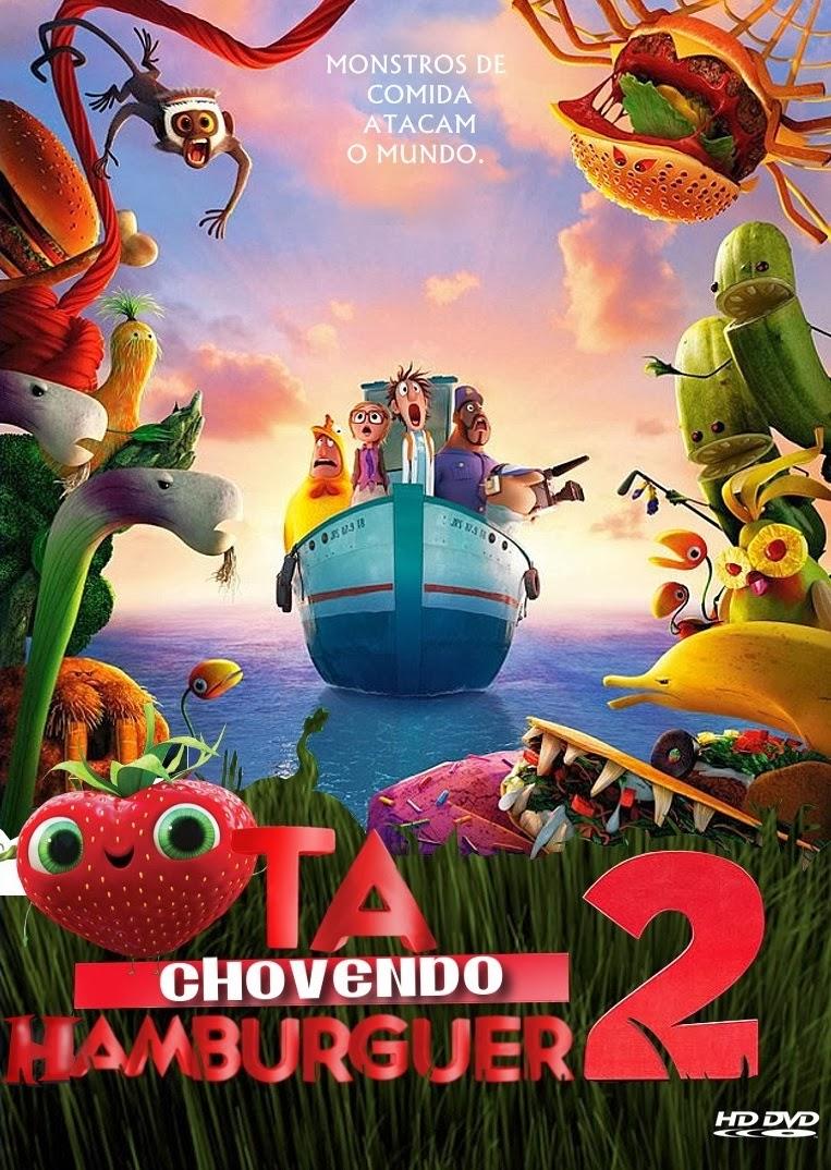 Tá Chovendo Hamburguer 2 – Legendado (2013)