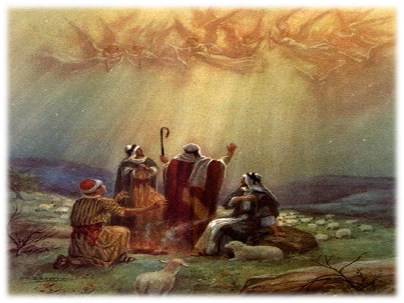 The Night Is Coming Why Did the Angels First Announce the Birth – Angels Announce the Birth of Jesus