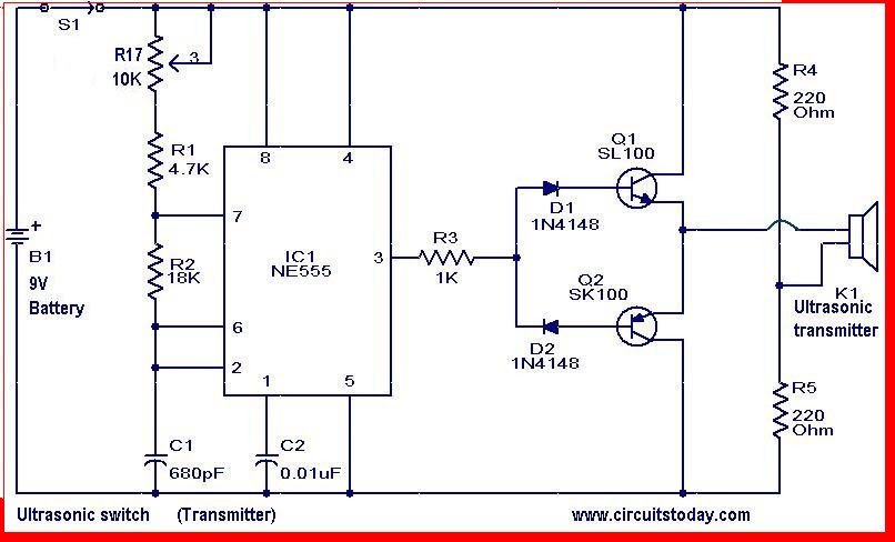 project report on ultrasonic proximity detector Motion detector circuit is used to who are in close proximity to the detector timer in the above project this system also uses ultrasonic sensor to.