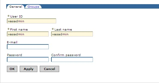 how to change admin password in fast hit console