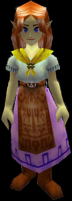 Enterprises of a Crafty Nerd: Malon Costume