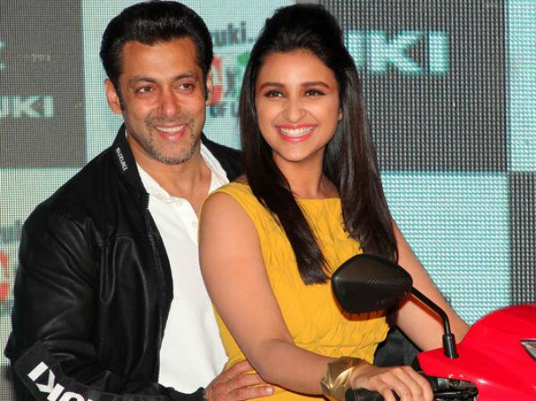 Salman Khan paired with Parineeti Chopra in 'Sultan'