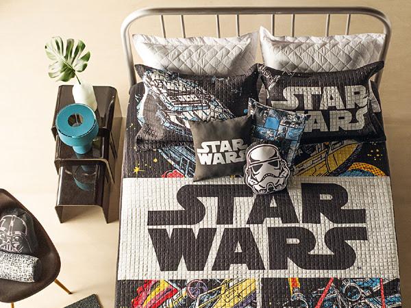 Produtos Star Wars na Riachuelo