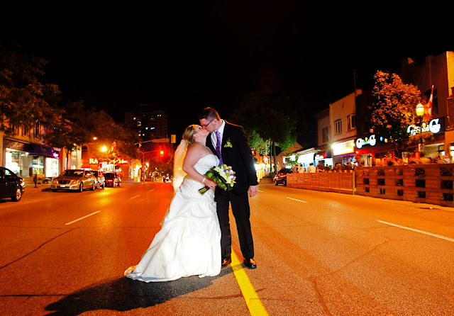port credit wedding