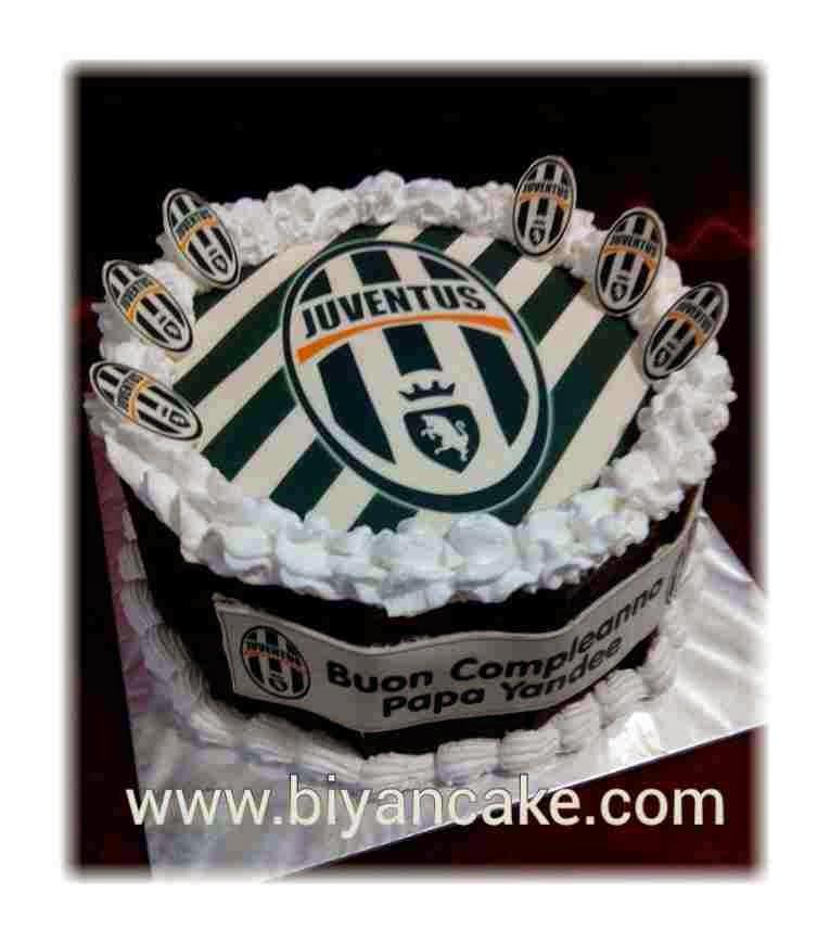 Kue tart Juventus ~ Ayu
