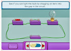 Circuits and conductors game