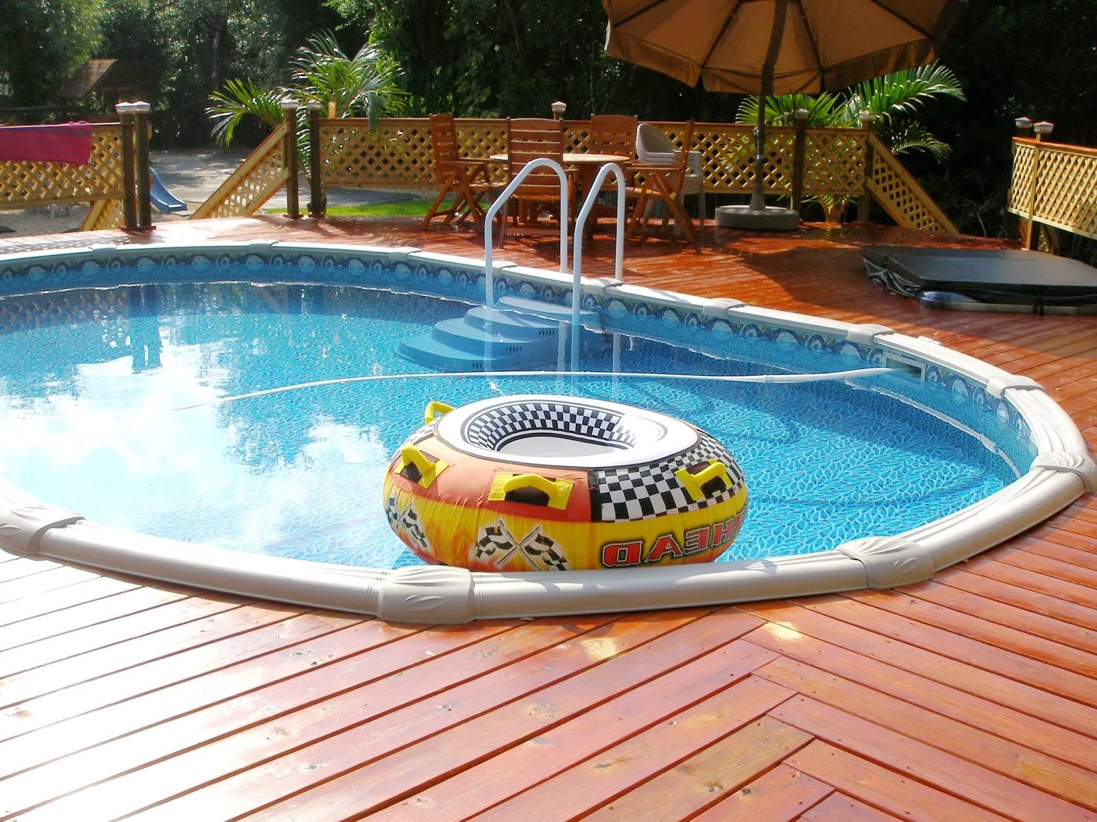 Multinotas dise os modernos de piscinas enterradas - Diseno de piscinas ...