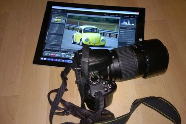 Surface Pro 3 - Tablet For Photographers 1