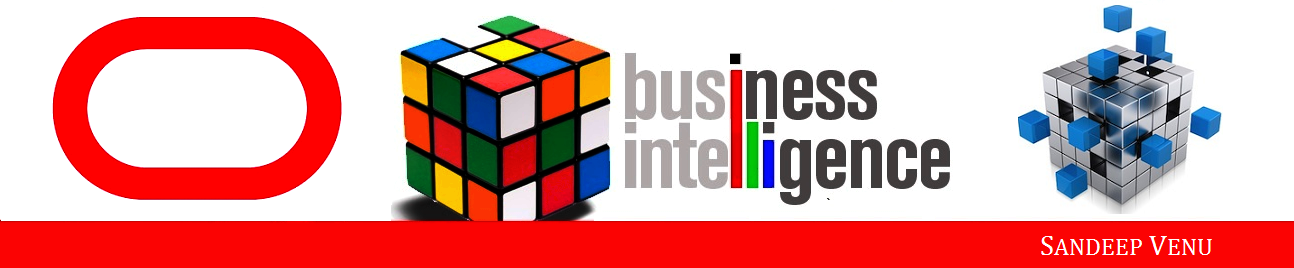 Oracle Business Intelligence by Sandeep Venu