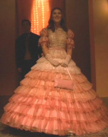 bright copper penny kaylees shindig dress