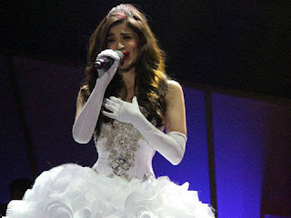 Anne Curtis Annebisyosa No Other Concert white gown