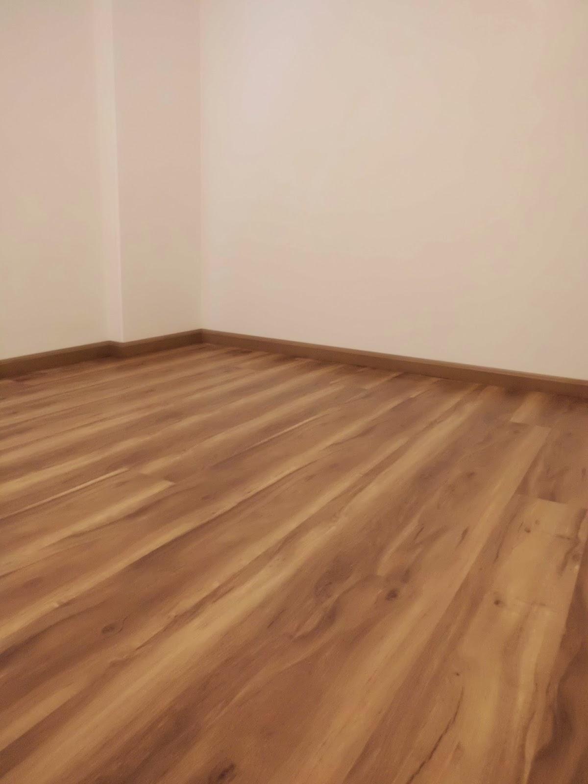 Pisos laminados piso laminado click super piso patina for Piso laminado instalado